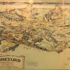 Gazette: Disneyland's first colour map fetches £556,000 at auction