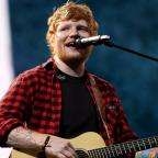Gazette: Ed Sheeran hits back after being accused of using a backing track at Glastonbury
