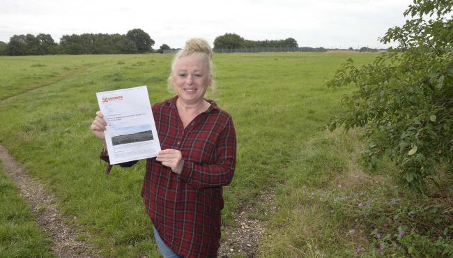'People are sick of Colchester being concreted over ' - campaigners fight to preserve beauty spot