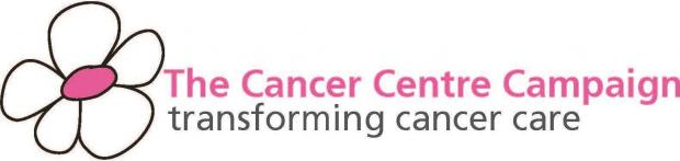 Gazette: new colchester hospital charity cancer centre campaign logo