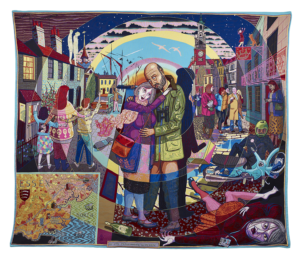 Grayson Perry: The Life of Julie Cope