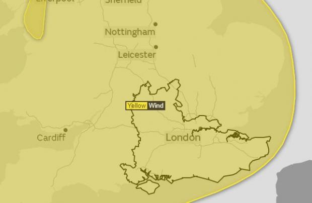 Gazette: Storm across South Essex