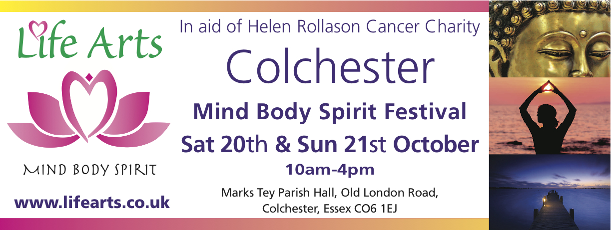 Colchester Mind Body Spirit Festiv