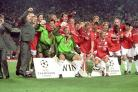 Manchester United won the treble in 1999 (Matthew Ashton/Empics)