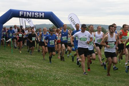 Essex Cross Country 10k Series - Hadleigh Park