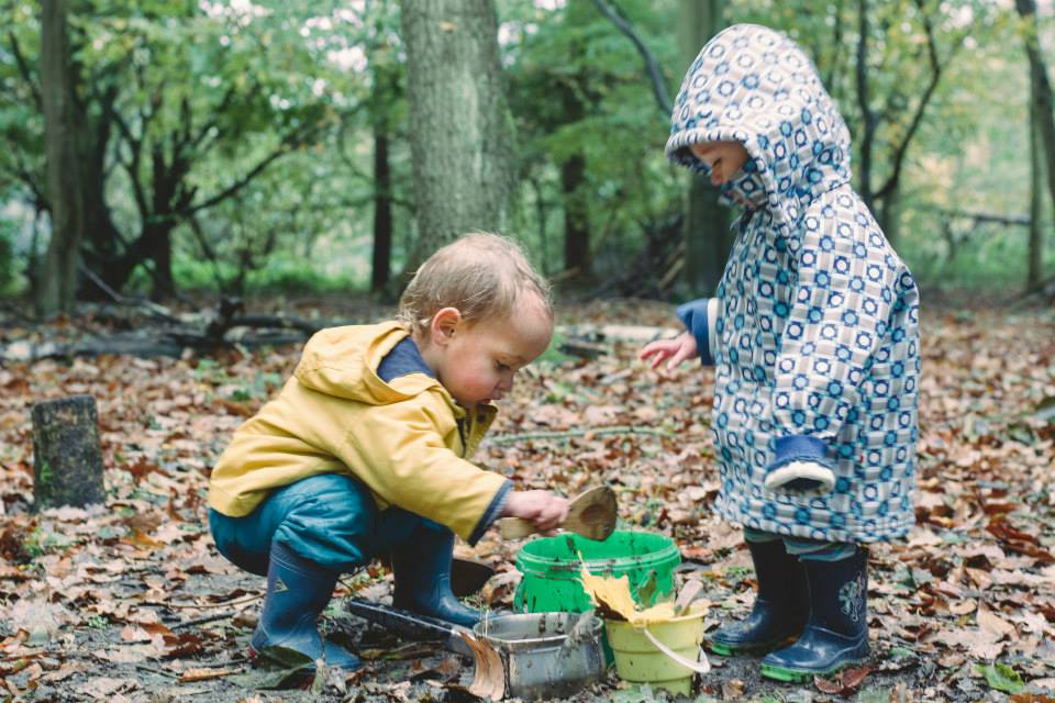 Forest Toddlers - monthly Friday adventure for under under 5's