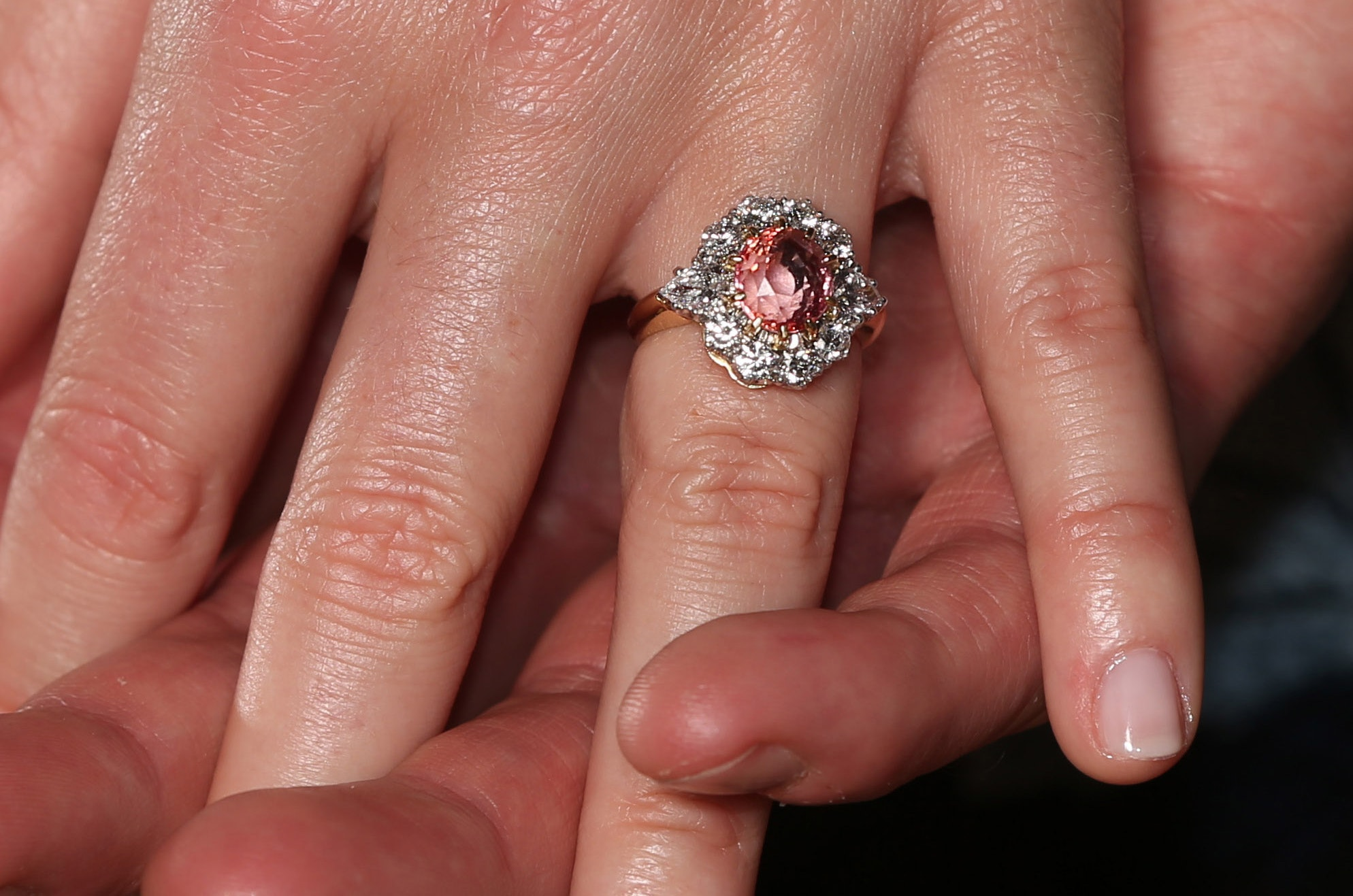 Eugenie\'s ring is a rare sapphire and a nod to the Duchess of York ...