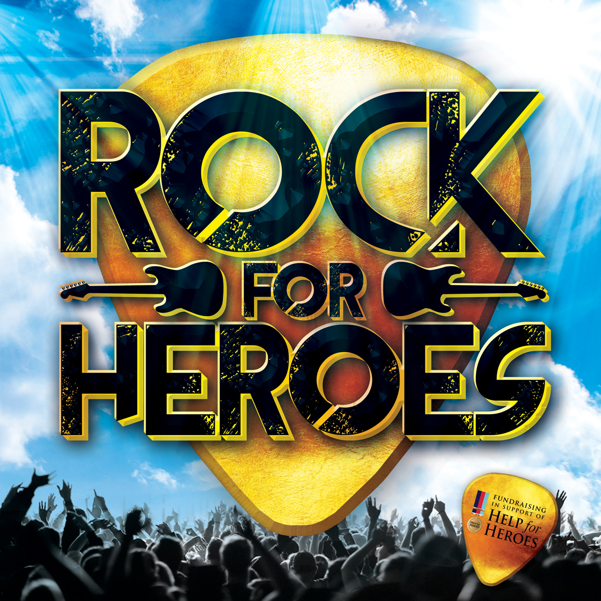 Rock the Heroes