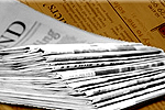 Gazette: Newspaper Delivery Stack