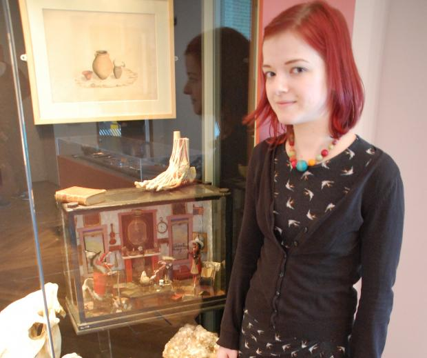 Gazette: Quirky - Emma Reeve with her lobster people