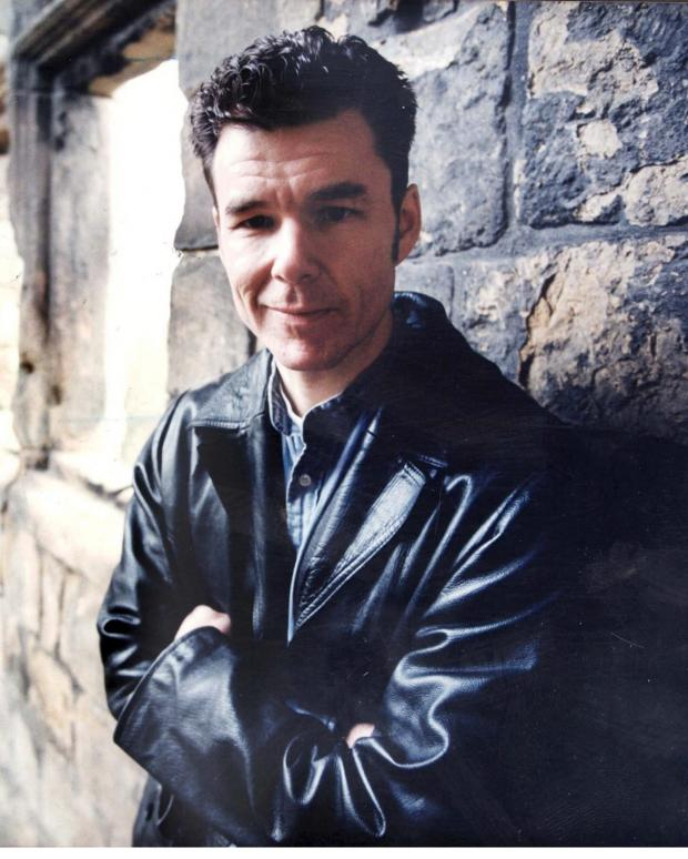 Gazette: Frontman and founder - Stuart Adamson