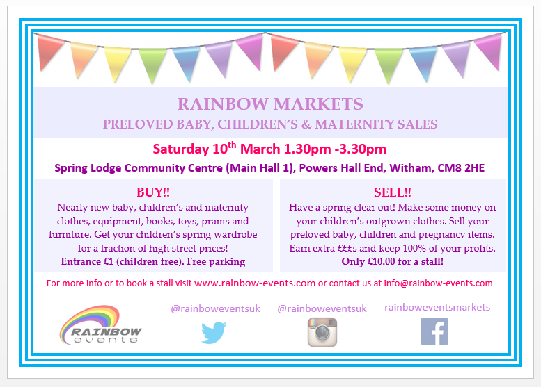 Nearly new baby and childrens sale Witham