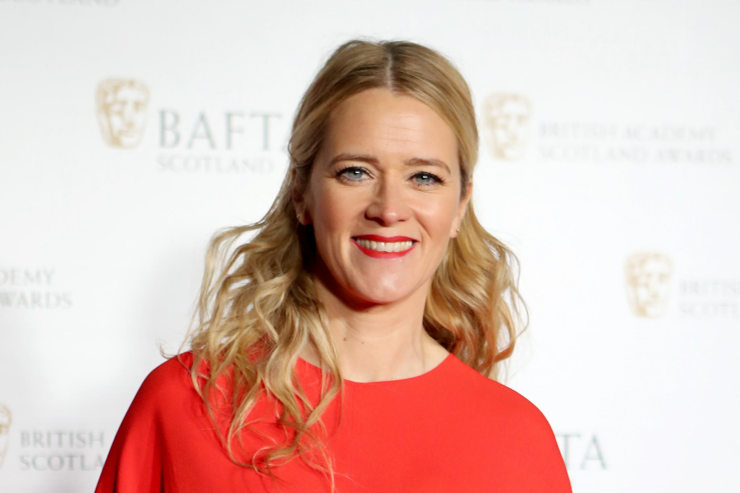 Edith Bowman and Dermot O'Leary will host the Bafta red carpet live show (Jane Barlow/PA)