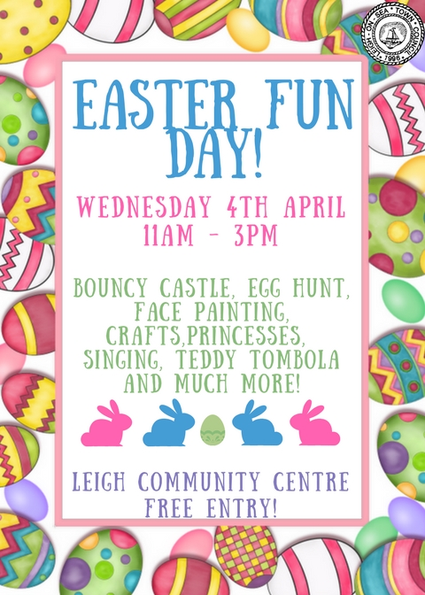 FREE Easter Fun Day