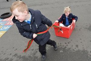GALLERY: Monkwick Infant School playpod fun