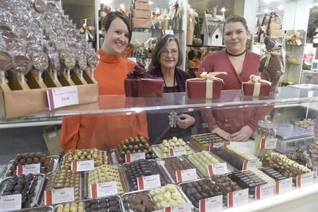 Chocolate shop which was forced to close will return to town this Christmas