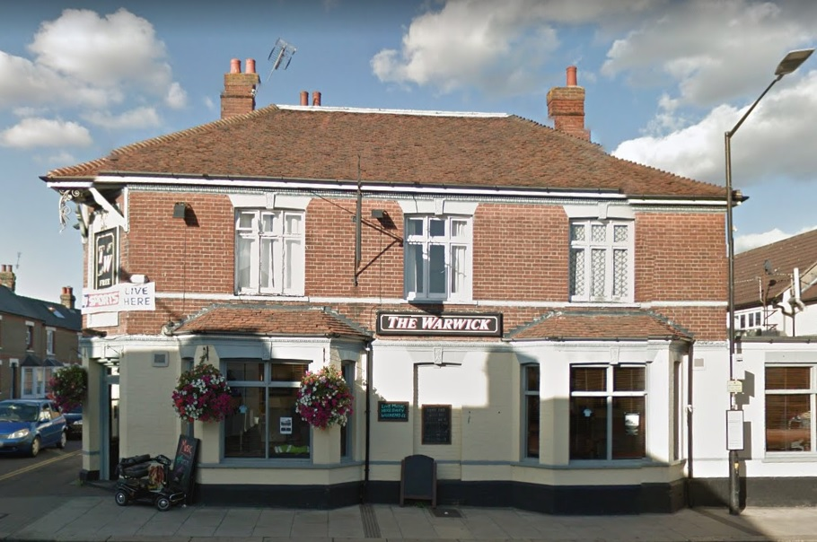 Concern: There had been 12 crime intelligence reports this year in relation to the pub