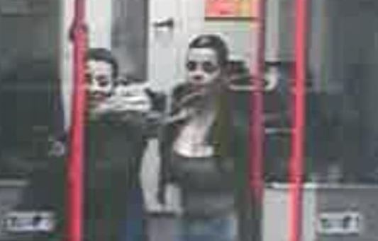 CCTV - police want to speak to these women after an assault on a train