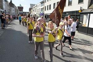 GALLERY: Colchester St George's Day parade