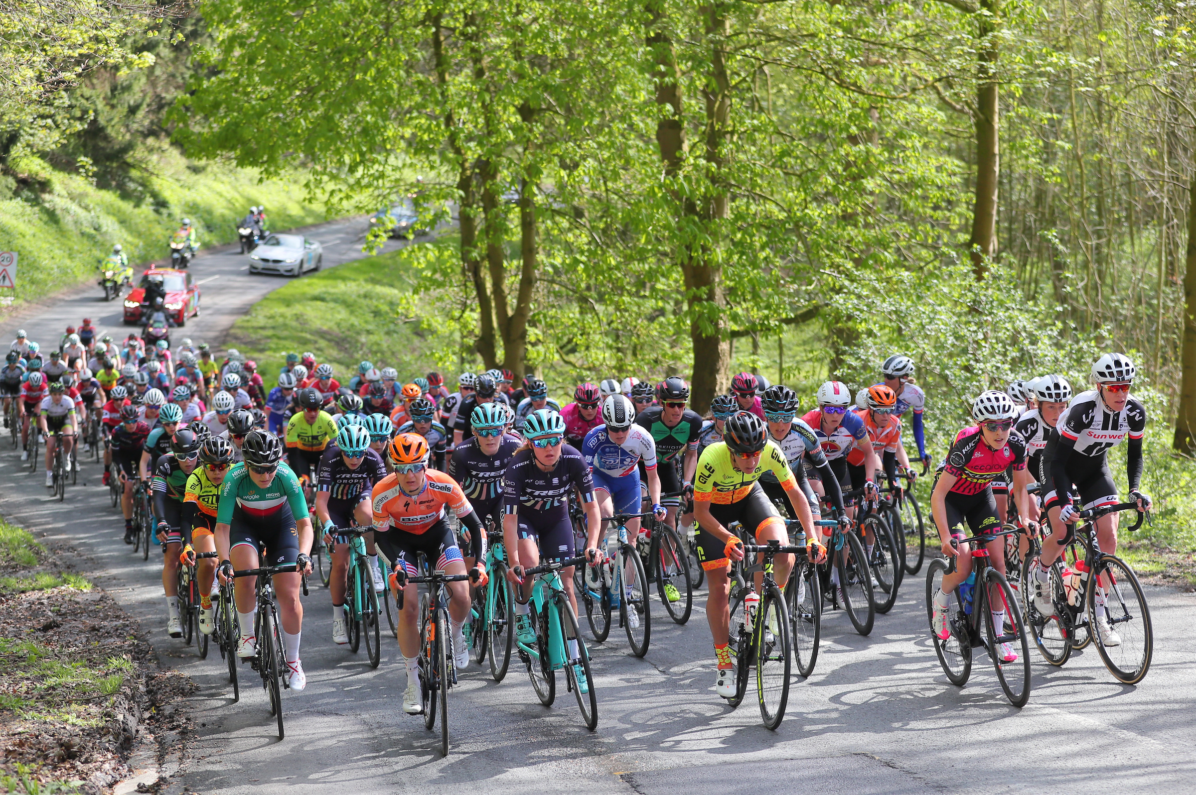Women's Tour of Britain Colchester and Clacton route revealed