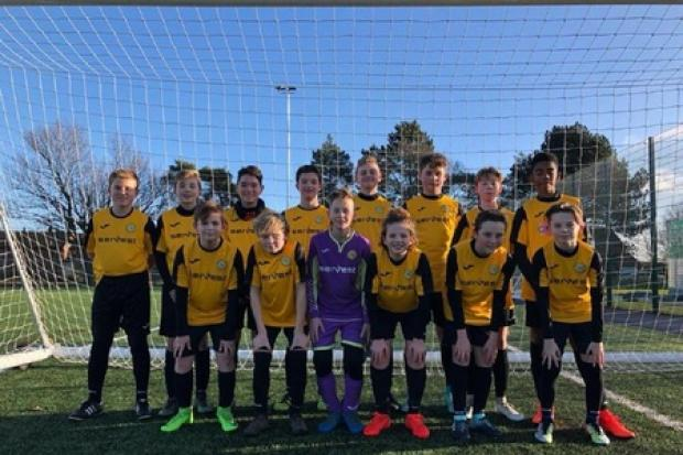 Stanway Rovers under-13s