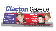 Gazette: Clacton & Frinton Gazette