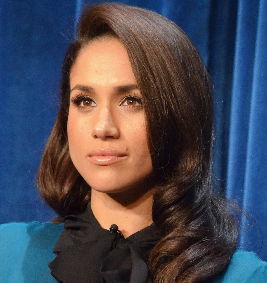 Former Suits' actress Meghan Markle