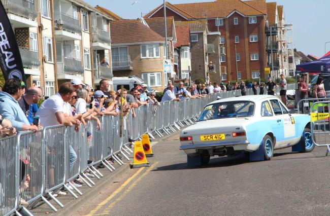 Residents have been left frustrated after being unable to park near their homes during major events held on Clacton's seafront, such as the Corbeau Rally, pictured, and Clacton Airshow