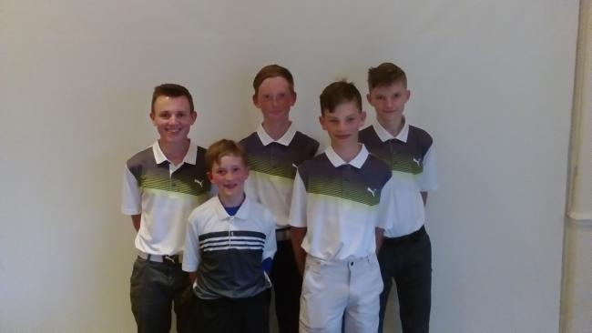 Stoke by Nayland's Youth Shield team