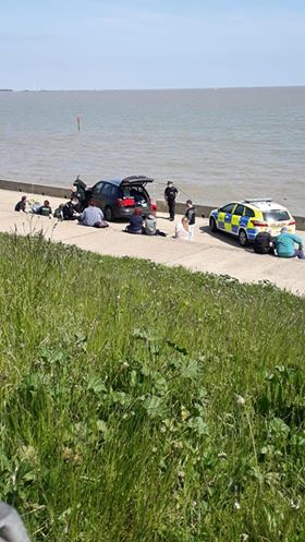 Community expresses sympathy after pensioner's body is found at sea
