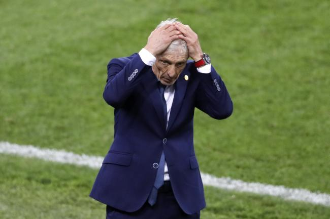 Colombia coach Jose Pekerman blames 'confusion' over contact