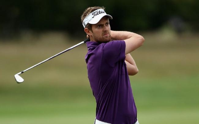 Staying positive - Colchester golfer Jamie Moul just missed out on qualifying for this year's Open Championship