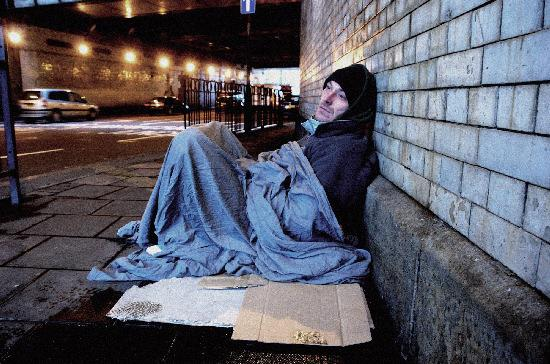 Gazette: Action group launched to help the homeless