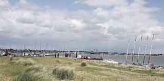 Brightlingsea: Police officer saw 'alien craft'