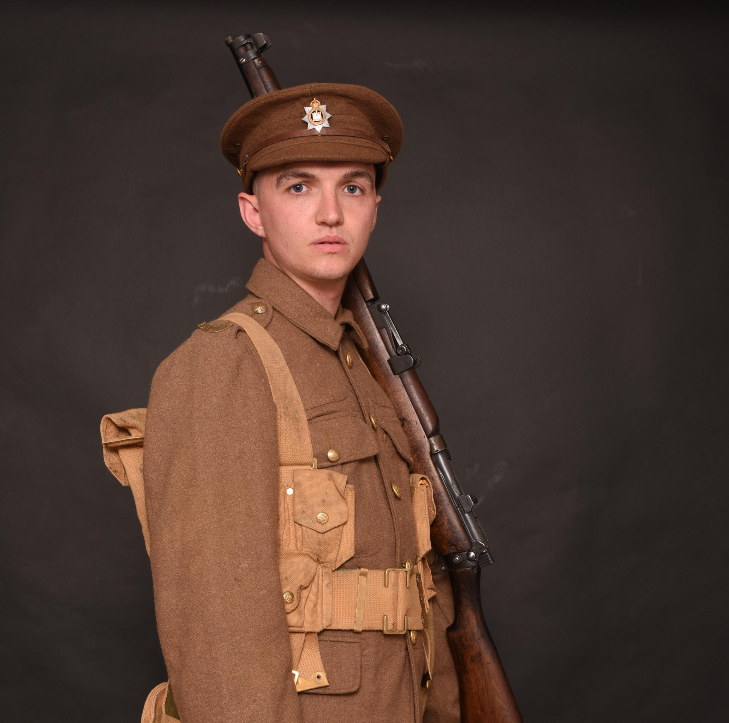Will Taylor in Private Peaceful Picture