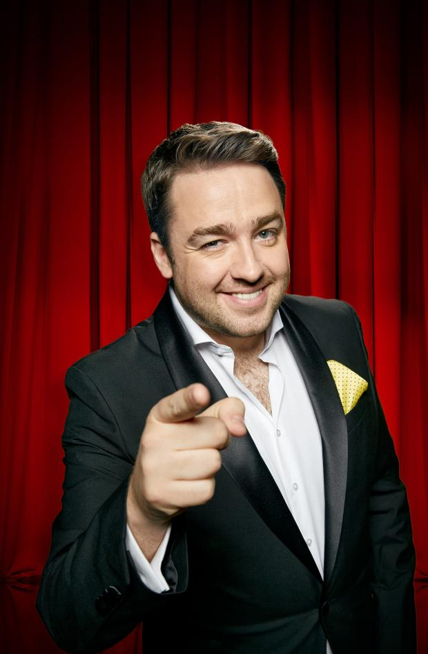 Gazette: Jason Manford in the Producers