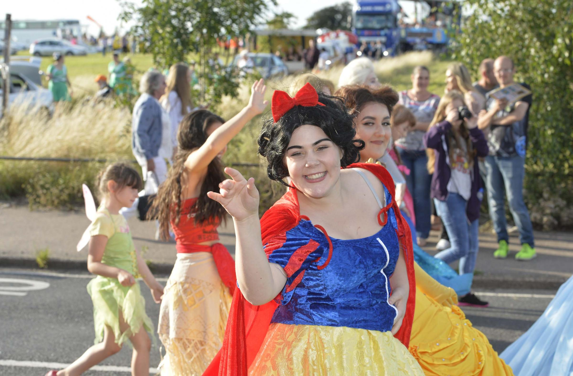 Plenty for both young and old during Clacton's Carnival week