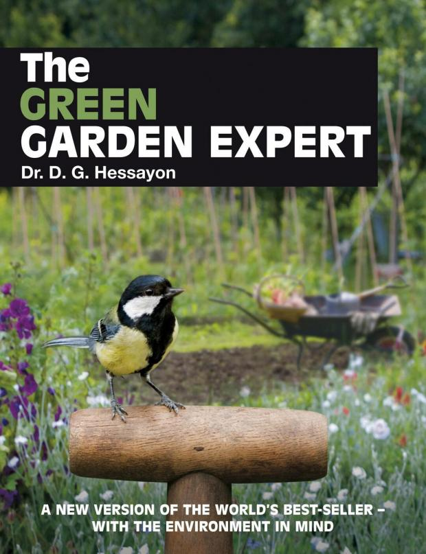 One of Dr Hessayon's previous titles in his Garden Expert series