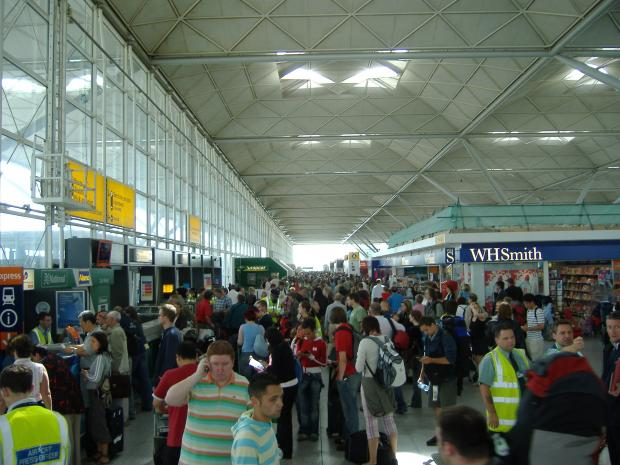 Essex: Transport plans unveiled for Stansted Airport