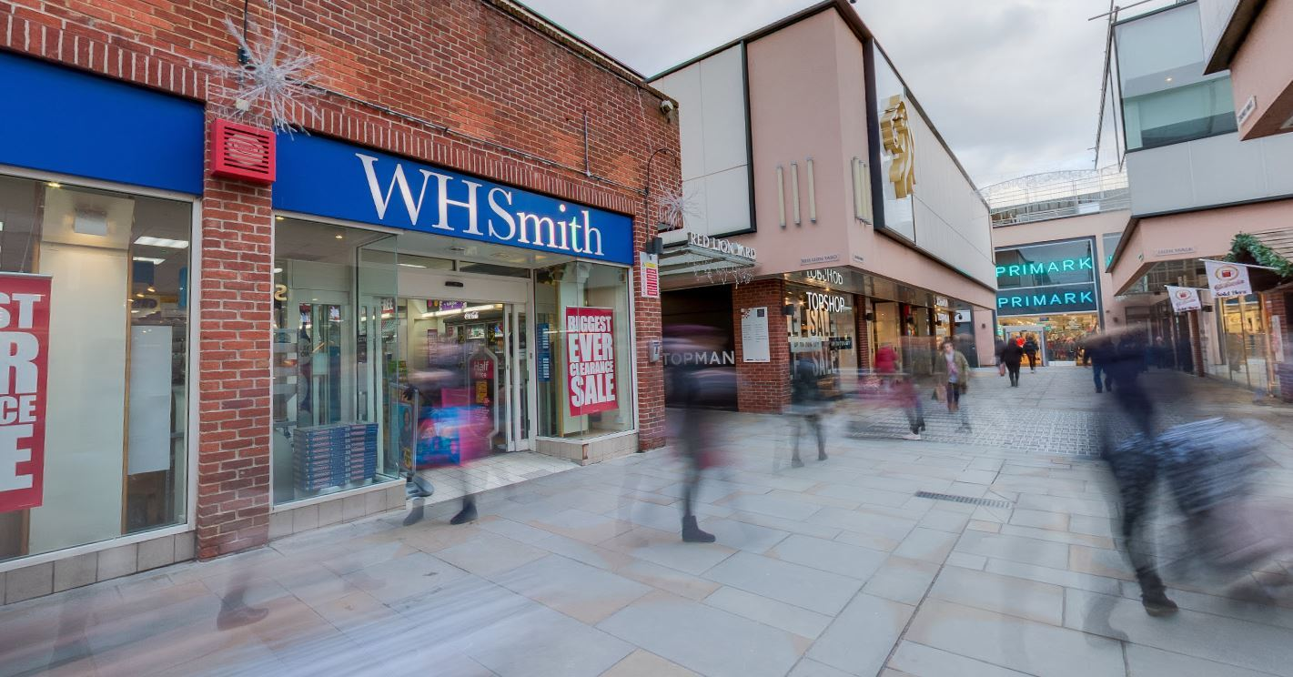 wh smith google picture