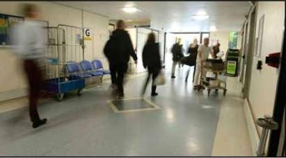 Busy - Colchester Hospital