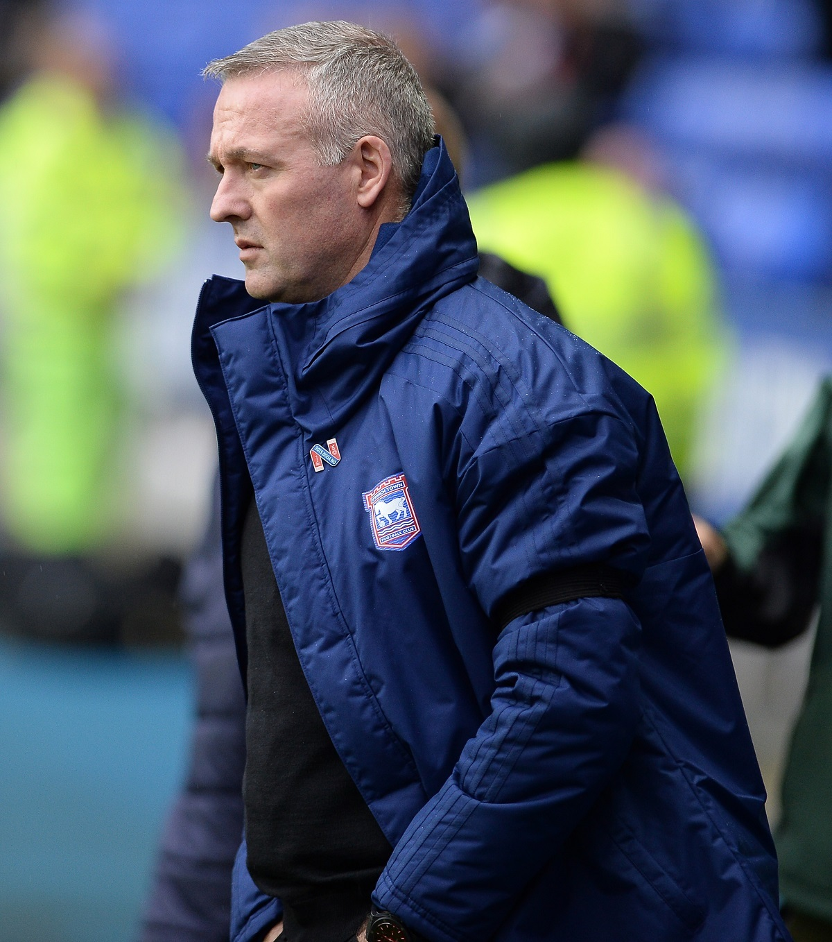 Ipswich Manager Paul Lambert at Reading Picture Pagepix.