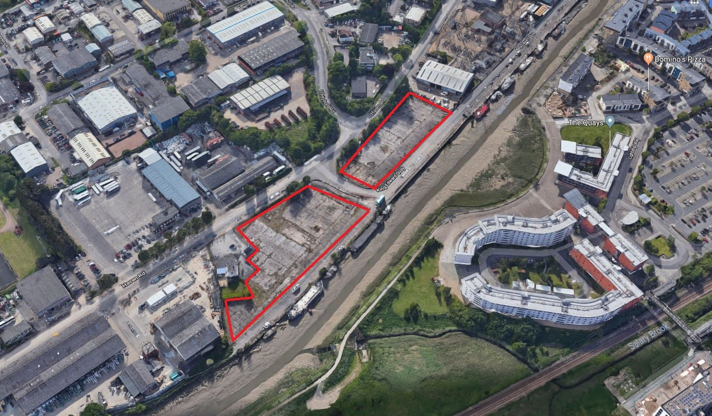 colchester coldock site up for sale
