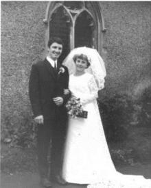 John and Janet Huckle