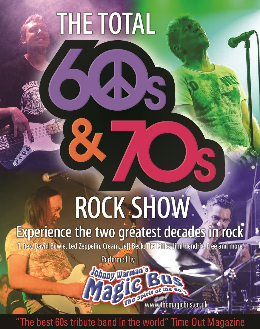 The Ultimate Classic 60's & 70's Rock Show