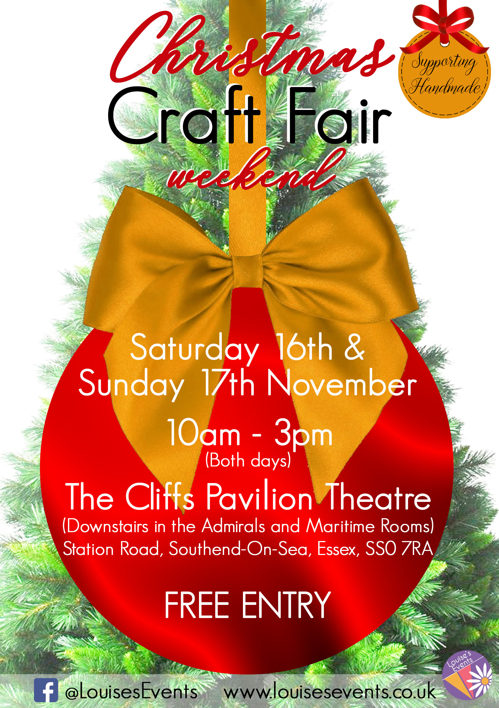 Christmas Craft Fair Weekend