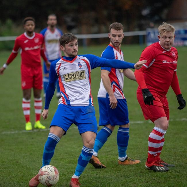 FC Clacton v Ely January 5 2019 Picture: Rob Smith (RJS Photography)
