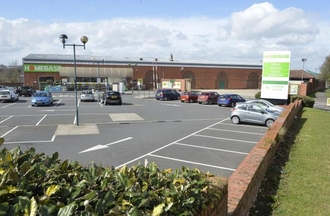 Lidl wants to convert the former Homebase in St Andrew's Avenue