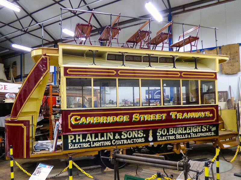 Ipswich Transport Museum Lunchtime Lecture