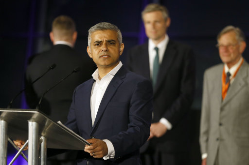 Response - London Mayor Sadiq Khan responded to council leaders over homelessness